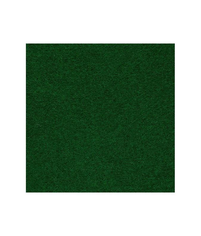 feuille feutrine  21x29.7cm vert sapin