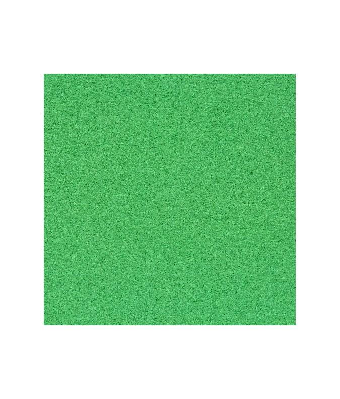 feuille feutrine  21x29.7cm vert pale