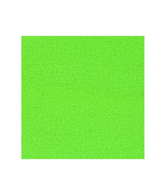 feuille feutrine  21x29.7cm vert anis