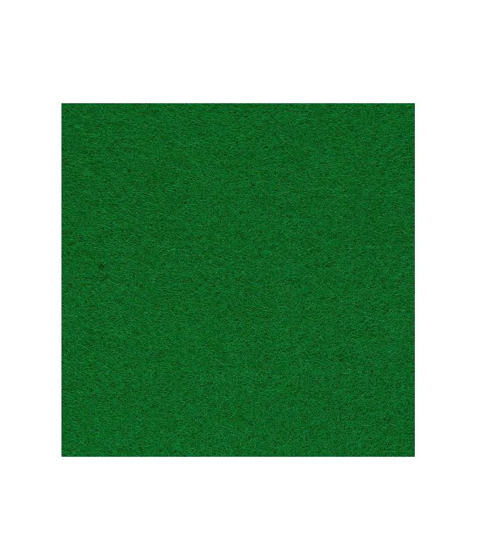 feuille feutrine  21x29.7cm vert