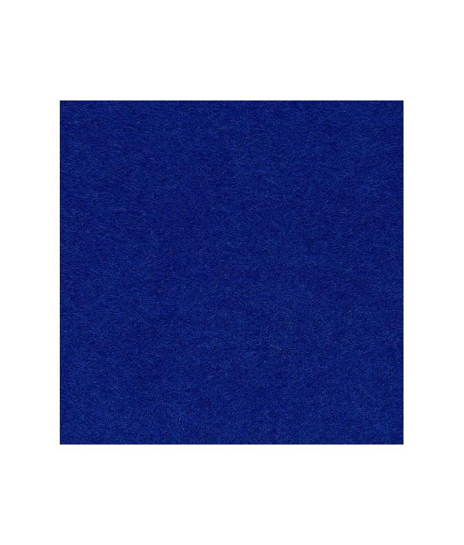 feuille feutrine  21x29.7cm bleu roi