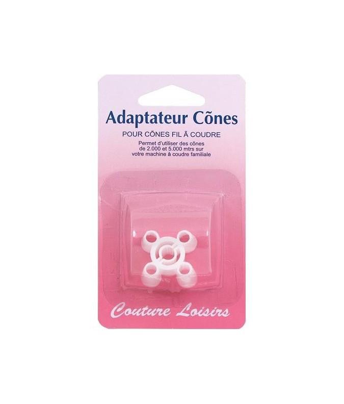 adaptateur cones
