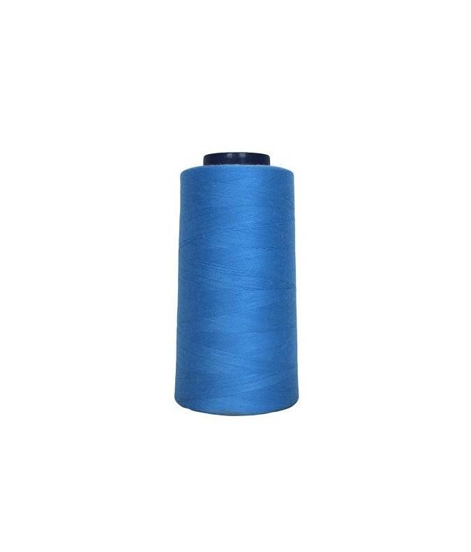 Cones fils bleu moyen