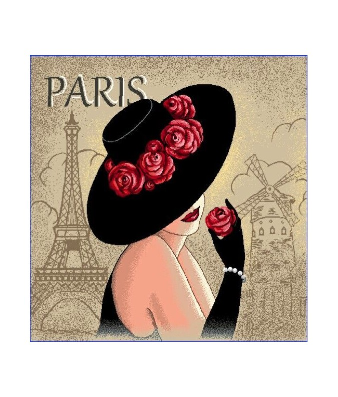 FEMME PARIS
