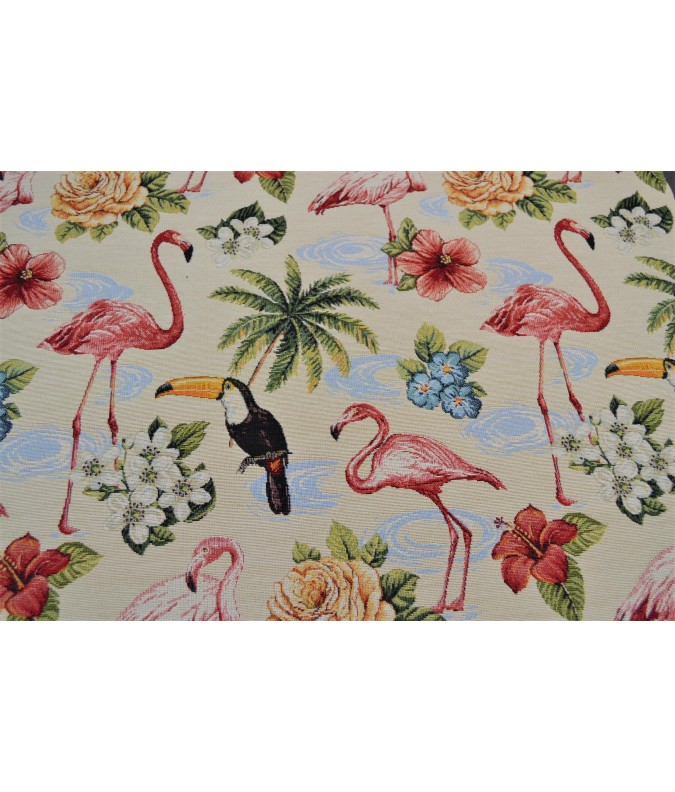 FLAMANDS ET TOUCANS