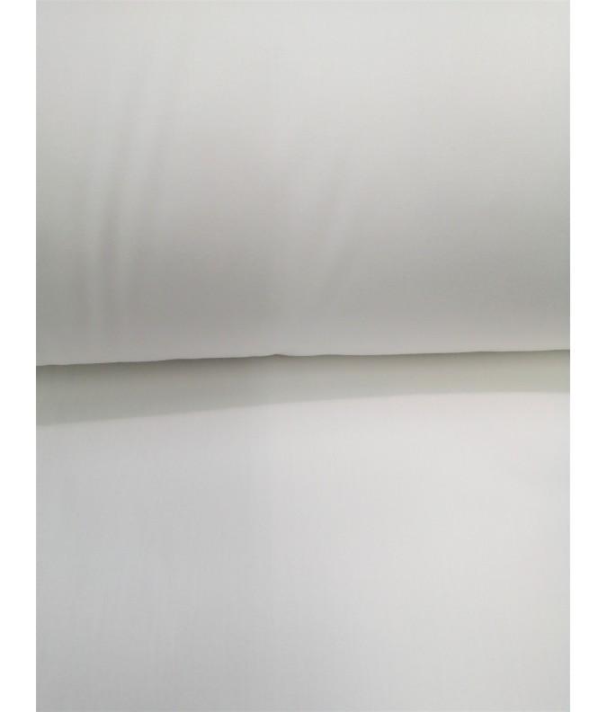 Toile à draps blanche 280