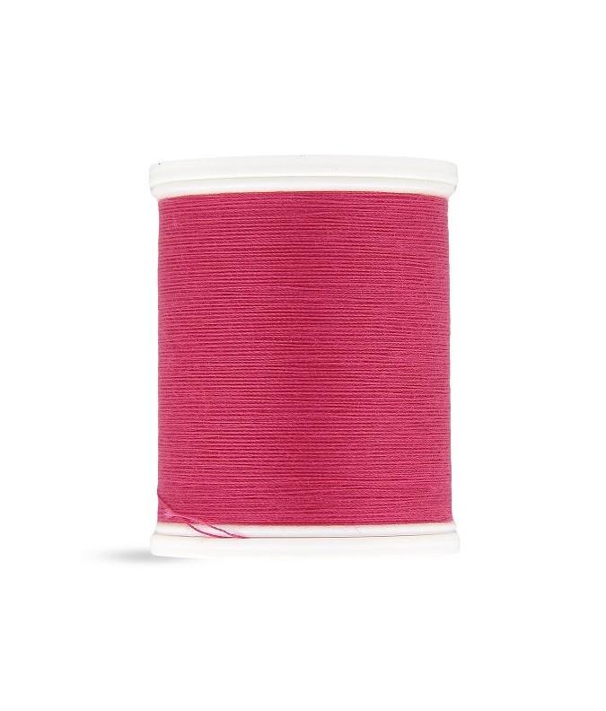 Fil polyester 500m fuchsia