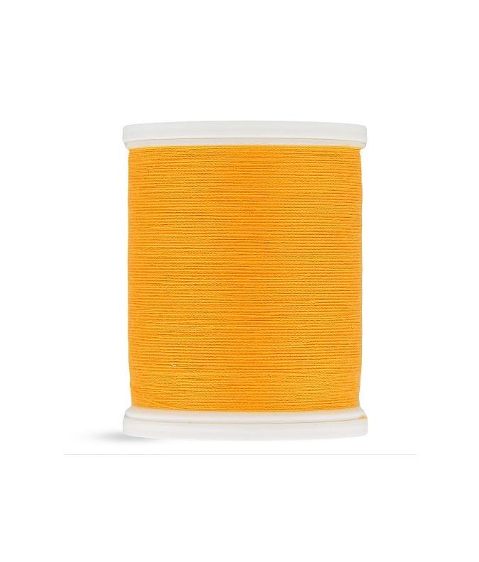 Fil polyester 500m orange
