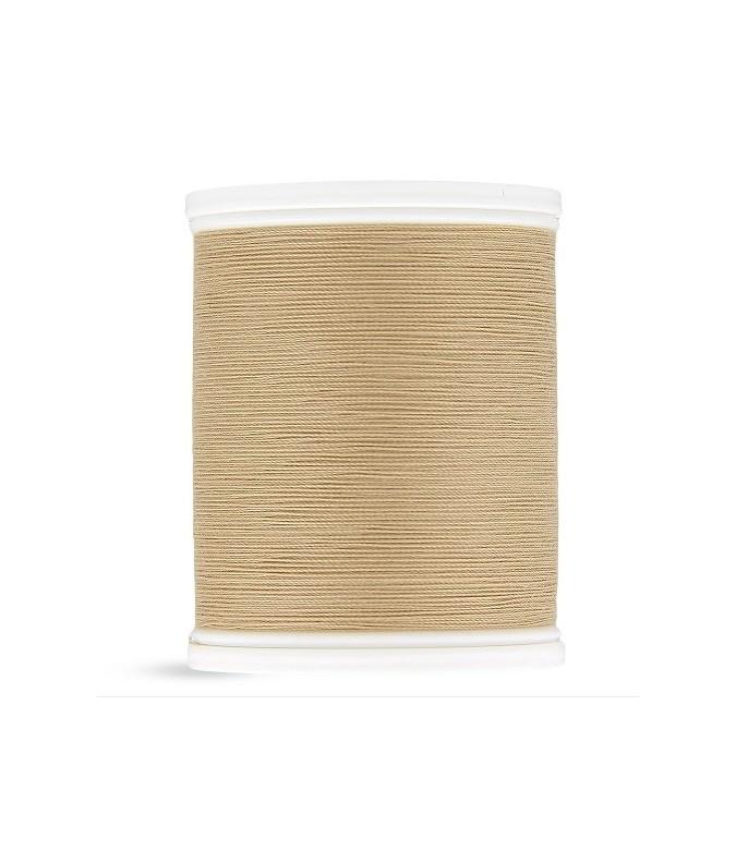Fil polyester 500m beige
