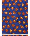 Superman fond bleu