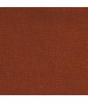 Tissu uni terracotta